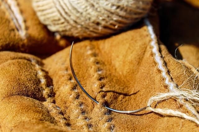 Кружок кройки и шитья