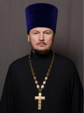 Иерей Михаил Кривошеев